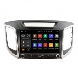 Навигация / Мултимедия с Android 8.0 или 7.1 за Hyundai IX25  - DD-5584