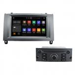 Навигация / Мултимедия с Android 8.0 или 7.1 за Peugeot 407 - DD-5588