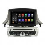 Навигация / Мултимедия с Android 8.0 или 7.1 за Renault Megane III, Fluence - DD-5515