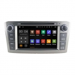 Навигация / Мултимедия с Android 8.0 или 7.1 за Toyota Avensis  - DD-5587