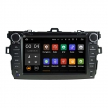Навигация / Мултимедия с Android 5.1 за Toyota Corolla  - DD-5749