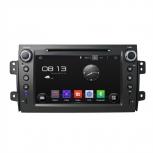 Навигация / Мултимедия с Android 6.0 или 7.1 за Fiat Sedici - DD-8072