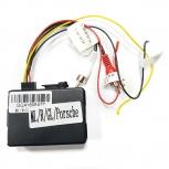 Декодер за фабричен MOST оптичен усилвател Mercedes ML/GL/R и Porsche Cayenne