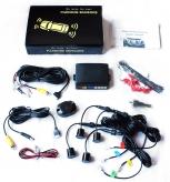 Оптичен Видео Парктроник за Навигация / Мултимедия / Двоен дин