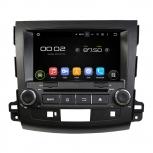 Навигация / Мултимедия с Android 5.1 за Mitsubishi Outlander и други - DD-8063K