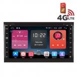 Навигация / Мултимедия с Android 6.0 и 4G/LTE за Nissan Qashqai, X-Trail и други DD-K7916