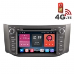 Навигация / Мултимедия с Android 6.0 и 4G/LTE за Nissan Sylphy DD-K7901