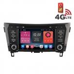 Навигация / Мултимедия с Android 6.0 и 4G/LTE за Nissan Qashqai DD-K7908