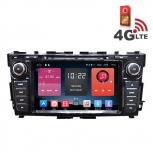 Навигация / Мултимедия с Android 6.0 и 4G/LTE за Nissan Teana DD-K7907