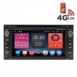 Навигация / Мултимедия с Android 6.0 и 4G/LTE за Toyota Corolla, Hilux, RAV4 и други DD-K7112