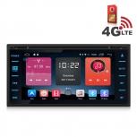 Навигация / Мултимедия с Android 6.0 и 4G/LTE за Toyota Corolla Verso (2001-2004) DD-K7149