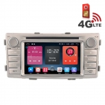 Навигация / Мултимедия с Android 6.0 и 4G/LTE за Toyota Hilux (2012- 2015) DD-K7138