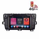 Навигация / Мултимедия с Android 6.0 и 4G/LTE за Toyota Prius DD-K7144