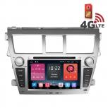 Навигация / Мултимедия с Android 6.0 и 4G/LTE за Toyota Vios DD-K7140