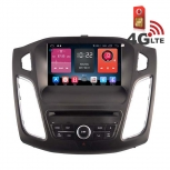 Навигация / Мултимедия с Android 6.0 и 4G/LTE за Ford Focus DD-K7458