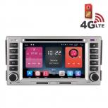 Навигация / Мултимедия с Android 6.0 и 4G/LTE за Hyundai Elantra, Santa Fe DD-K7268