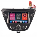 Навигация / Мултимедия с Android 6.0 и 4G/LTE за Hyundai Elantra 2014 DD-K7267