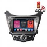 Навигация / Мултимедия с Android 6.0 и 4G/LTE за Hyundai Elantra 2013 DD-K7259