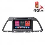 Навигация / Мултимедия с Android 6.0 и 4G/LTE за Hyundai Sonata 2015 DD-K7272