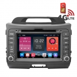 Навигация / Мултимедия с Android 6.0 и 4G/LTE за Kia Sportage DD-K7529