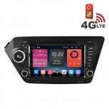 Навигация / Мултимедия с Android 6.0 и 4G/LTE за Kia K2 DD-K7582