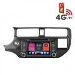Навигация / Мултимедия с Android 6.0 и 4G/LTE за Kia Rio DD-K7583
