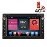 Навигация / Мултимедия с Android 6.0 и 4G/LTE за VW Golf, Bora, Polo и други DD-K7229