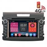 Навигация / Мултимедия с Android 6.0 и 4G/LTE за Honda CR-V 2012-2015 DD-K7306