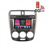 Навигация / Мултимедия с Android 6.0 и 4G/LTE за Honda City 1.5 T DD-K7309