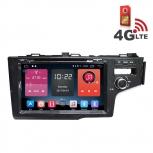 Навигация / Мултимедия с Android 6.0 и 4G/LTE за Honda Fit 2014 DD-K7319