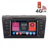 Навигация / Мултимедия с Android 6.0 и 4G/LTE за Mazda 3 DD-K7603