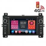 Навигация / Мултимедия с Android 6.0 и 4G/LTE за Jeep Grand Cherokee DD-K7840