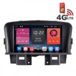Навигация / Мултимедия с Android 6.0 и 4G/LTE за Chevrolet Cruze DD-K7422