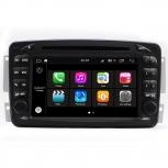 Навигация / Мултимедия с Android 7.1 NOUGAT за Mercedes C-class W203, CLK C209/W209 и други - DD-Q171