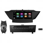 Навигация / Мултимедия с Android 7.1 NOUGAT за BMW X1 E84 - DD-Q219