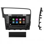 Навигация / Мултимедия с Android 7.1 NOUGAT за VW Golf 7 - DD-Q257