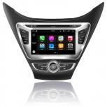 Навигация / Мултимедия с Android 7.1 NOUGAT за Hyundai Elantra - DD-Q092-2