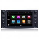 Навигация / Мултимедия с Android 7.1 NOUGAT за Toyota Corolla, Hilux, RAV4 и други - DD-Q010