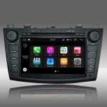 Навигация / Мултимедия с Android 7.1 NOUGAT за Mazda 3  - DD-Q034