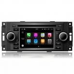 Навигация / Мултимедия с Android 7.1 NOUGAT за Chrysler 300C, Jeep Grand Cherokee и други  - DD-Q206