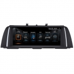 Навигация / Мултимедия с Android за BMW F10/F11 NBT с голям екран - DD-8218