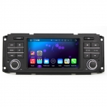 Навигация / Мултимедия с Android 6.0 за Chrysler Grand Voyager, Jeep Grand Cherokee  - DD-5002