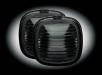 Кристални мигачи калник Audi A3 (-2000) - черни[3083]