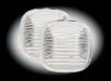 Кристални мигачи калник Audi A3 (-2000) - бели[3583]