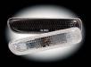 Кристални мигачи калник BMW E46 (-2001) - сив[43046]