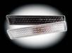Кристални мигачи калник BMW E38 (94-) - бели[43076]