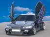Вертикални врати / LSD / Honda Civic CRX 3-вр.89-6/92[50050003]