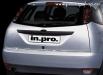 Хром лайсна за заден капак Ford Focus Mod.10.98->12.04[511025]