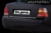 Хром лайсна за заден капак VW Bora Typ 1J, Mod. 10.98->[511050]