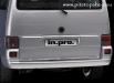 Хром лайсна за заден капак VW T4 Caravelle, Mod. 09.90->[511060]